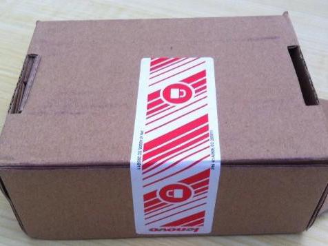 纸箱转角贴标图
